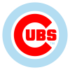Chicago Flag Colors Cubs Logo