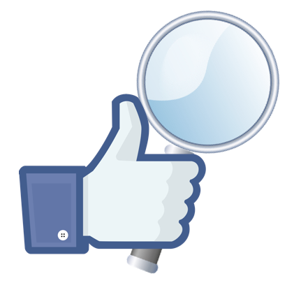 universal facebook search and business